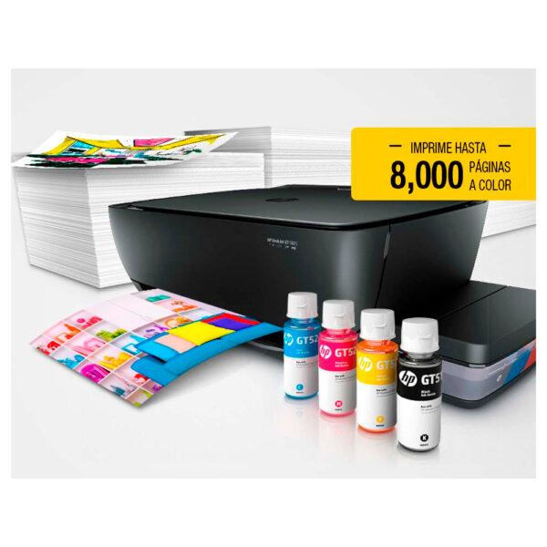 Impresora Multifuncional Tinta
